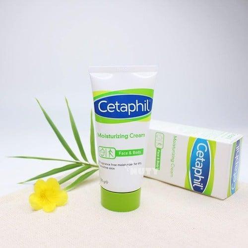 Review Kem dưỡng ẩm mùa đông Cetaphil Moisturizing Cream