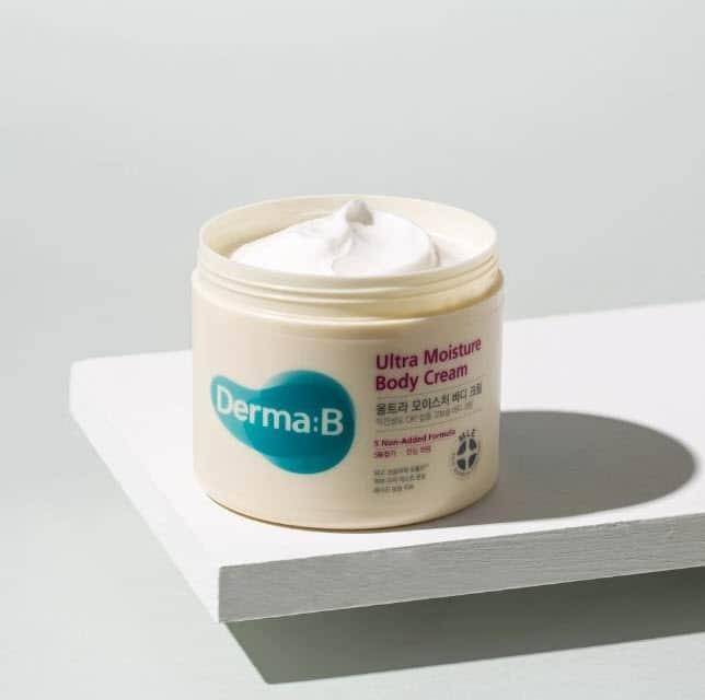 Review Kem dưỡng ẩm toàn thân Derma B Ultra Moisture Body Cream