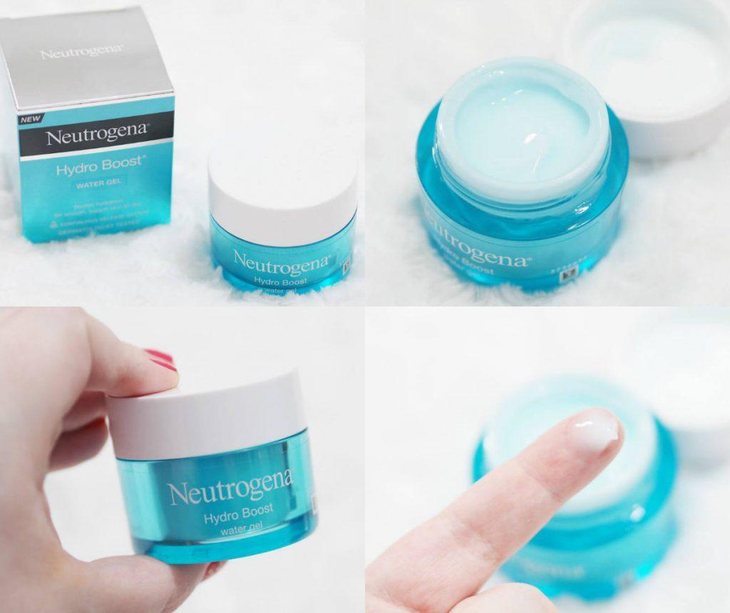 Review Kem dưỡng ẩm cho bà bầu Neutrogena Hydro Boost Water Gel