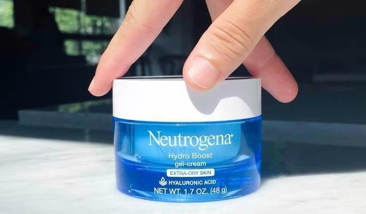 Review Kem dưỡng ẩm cho nam Neutrogena Hydro Boost Gel Cream
