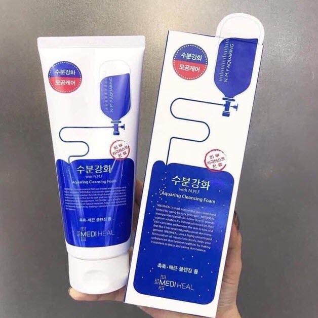 Review Sữa rửa mặt Hàn Quốc Mediheal Cleansing Foam