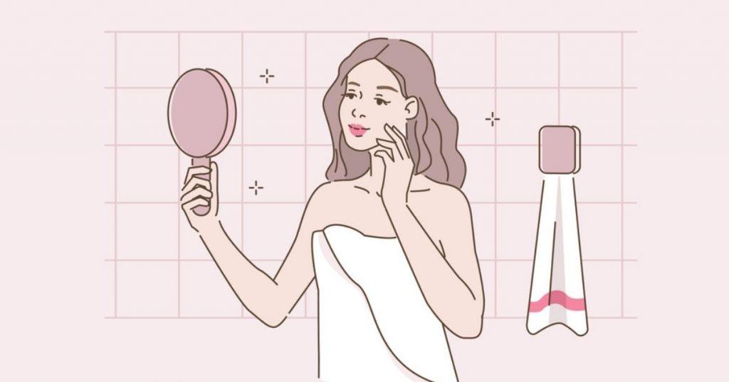 Các bước chăm sóc da mặt cơ bản