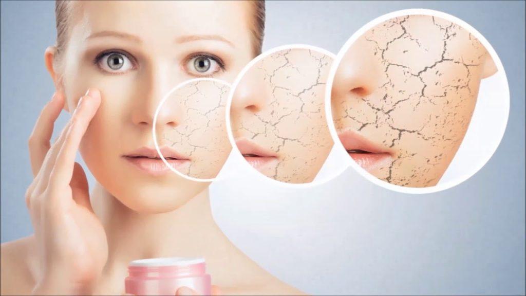 Cách nhận biết da khô