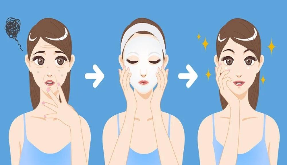 Hướng dẫn cách sử dụng mặt nạ ngủ hiệu quả