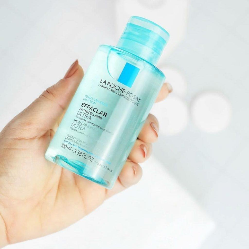 Review Nước tẩy trang cho da hỗn hợp thiên dầu La Roche-Posay Effaclar Micellar Water Ultra Oily Skin
