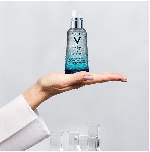 Review Serum cho da khô Vichy Mineral 89