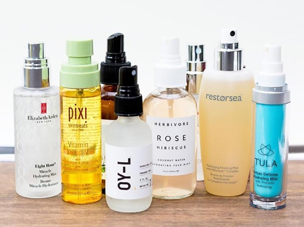Toner và lotion trong quy trình chăm sóc da