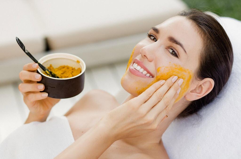 cách điều trị da bị nhiễm Corticoid từ mặt nạ nghệ