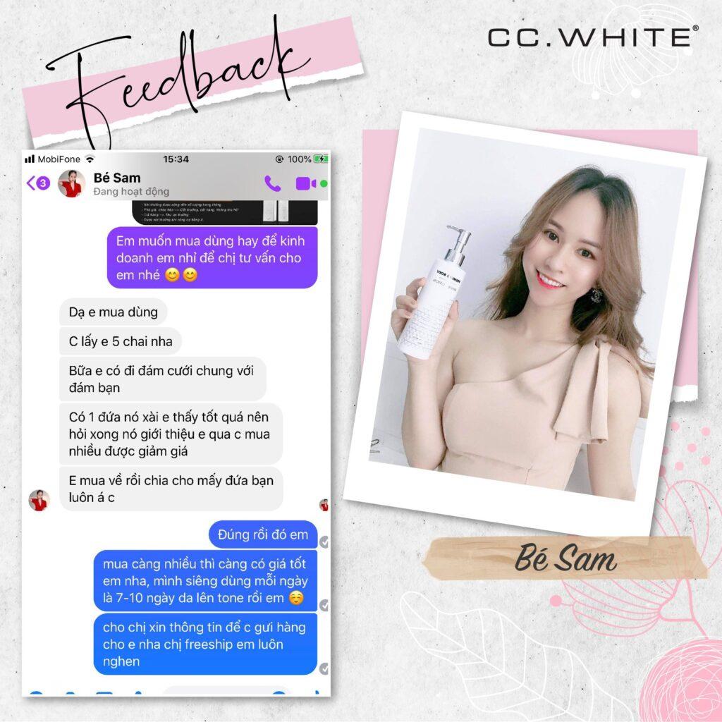 Feedback Cấy trắng Body Collagen CC.WHITE (3)
