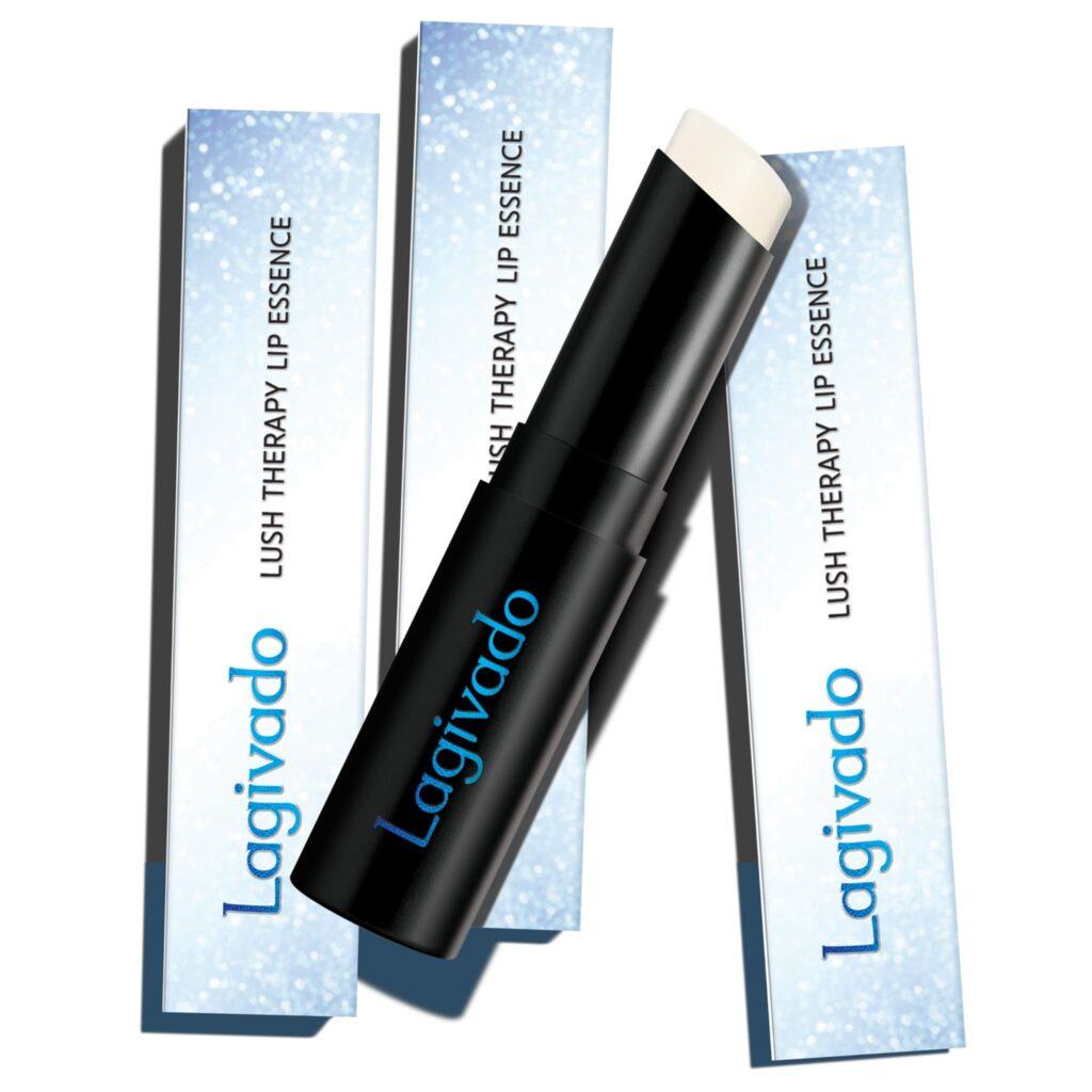 Review Son dưỡng môi cho nam Lagivado Lush Therapy Lip Sen của Hàn