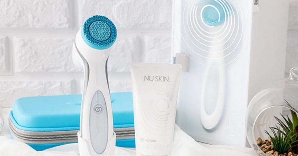 Review máy rửa mặt Lumispa Nuskin